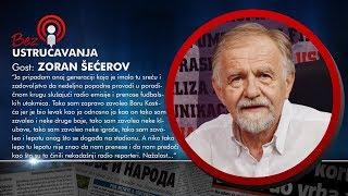 BEZ USTRUČAVANJA - Zoran Šećerov: U Srbiji je ubijeno 7 predsednika fudbalskih klubova!