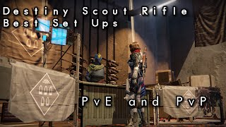Destiny: Best Scout Rifle Setups Guide