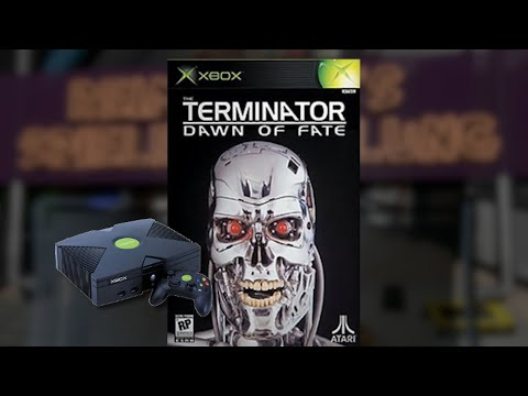 Gameplay : Terminator - Dawn of Fate [Xbox]