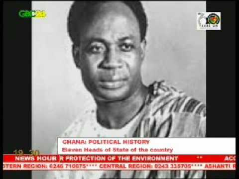 Past Heads of State in Ghana's political history