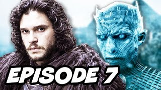 Game Of Thrones Season 6 Episode 7 - TOP 10 WTF and Book Changes