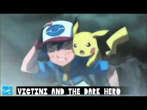 Pokemon Movie Victini and the Dark Hero