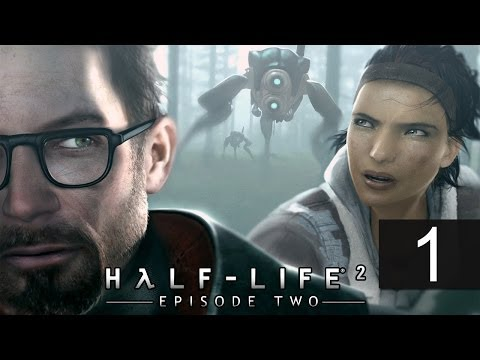 Half Life 2: Episode Two - Walkthrough - Part 1 - The Little Gnome