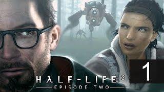 Half Life 2: Episode Two - Walkthrough - Part 1 - The Little Gnome | DanQ8000