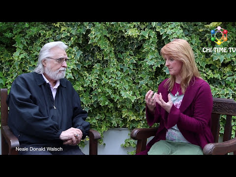 Chi Time interviews: Neale Donald Walsch - Conversation with...