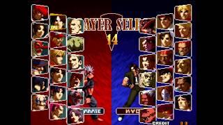 [TAS] SvC Chaos Super Plus - Serious Mr Karate