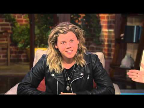 Conrad Sewell on Good Day LA: New EP and single 'Hold Me Up'