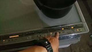 Bếp điện từ nội địa bãi nhật Mitsubishi size 60cm giá 4t lh 0987339996 Tuấn