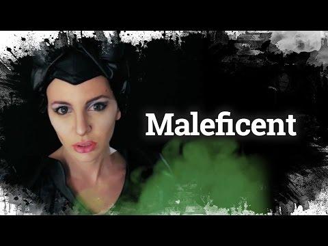 Makeup Maleficient | Cómo disfrazarse de Maléfica | Transformation Maléfique (Sub.)