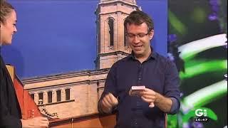 Eduard Juanola - Imaginació (TV Girona)