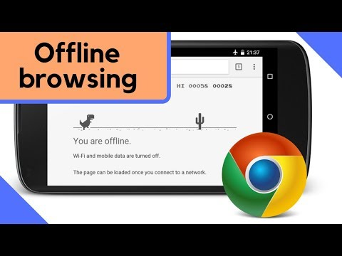 How To Enable Offline Browsing In Chrome