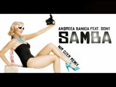 Andreea Banica Feat Dony - Samba Lyrics - elyricsworld.com