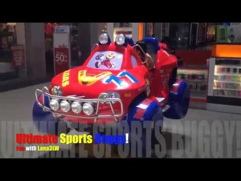Best Popular Electric Ride On Mall Car Buggy Truck - Lana3LW
