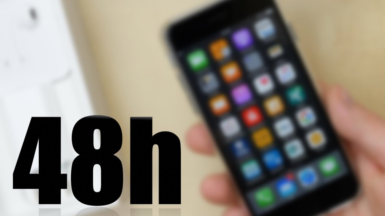 Apple iPhone 7 Fazit nach 48h Benutzung // Erfahrungsbericht // Test // Review // Deutsch