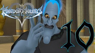 Kingdom Hearts Birth By Sleep Walkthrough Part 10 Terra Olympus Coliseum (Let's Play Gameplay)