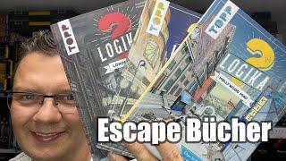 Logika - Escape Bücher (Topp / Frechverlag) - mehr als nur Rätseln?