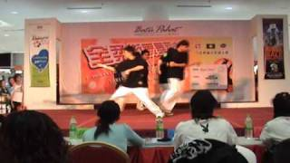 d2x 220707 bp mall dance competition
