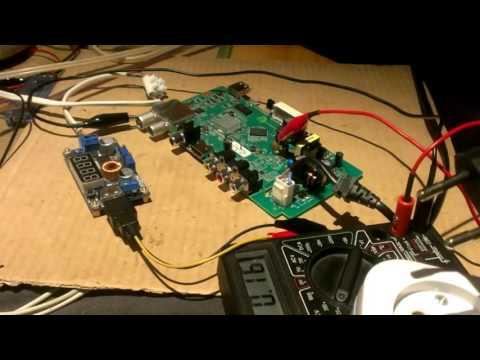видео: tv приставка oriel 793 \ ремонт БП после грозы