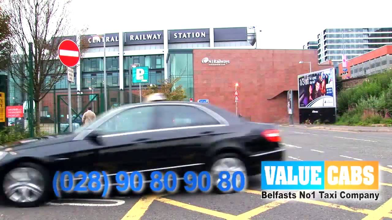Taxis & Private Hire Vehicles – Value Cabs Belfast