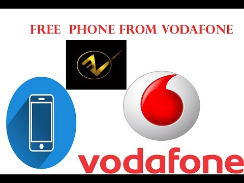 Free phone from VODAFONE,,,, trendy tech...tech news