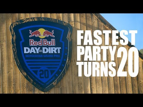 The Fastest Party Turns 20 | Red Bull Day in the Dirt