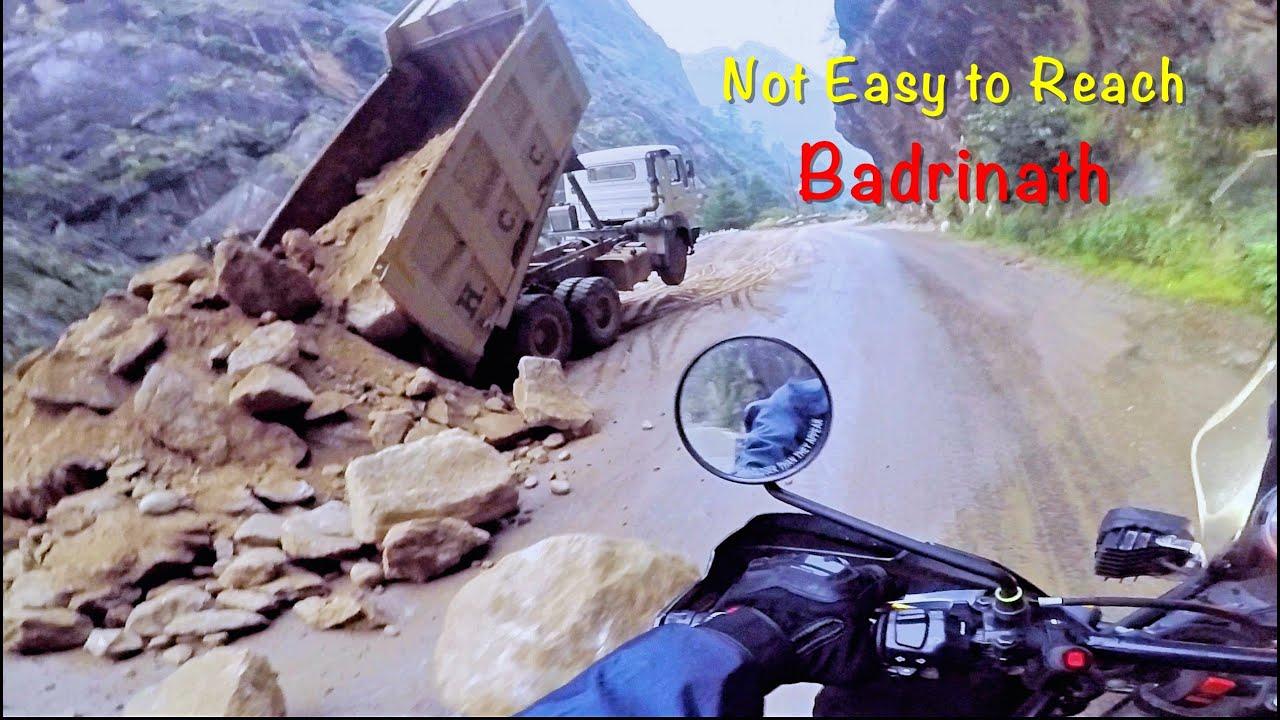 Sonprayag to badrinath