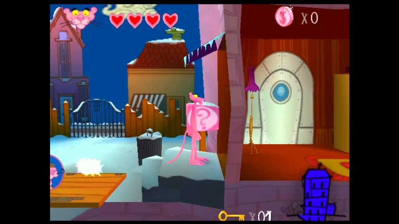 Descargar el juego de La Pantera rosa full y portable  YouTube