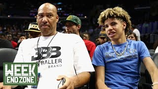 The REAL Reason Lavar Ball Pulled Liangelo & Lamelo Out Of Lithuania! | WEZ