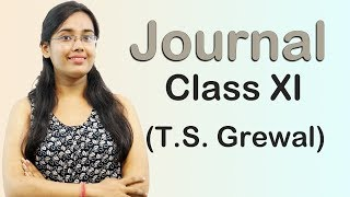 JOURNAL - Introduction  - Bad Debts, Loss of Goods & Sundry Exp. (Accounts Class 11th)