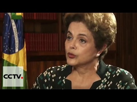 Exclusive interview with Dilma Rousseff