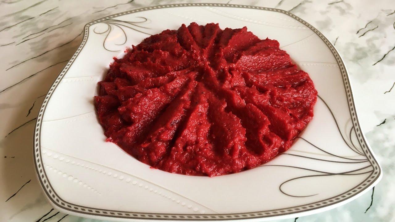 Икра из Свеклы / Свекольная Икра (Закуска) / Beet Caviar / Простой Рецепт (Очень Вкусно)