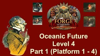 FoEhints: Guild Expedition Level 4 Part 1 Oceanic Future in Forge of Empires
