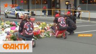 Теракт в Новой Зеландии: стрелка Тарранта оставили под стражей