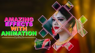 Overlapping photos in Photoshop- Photoshop overlapping images – Overlapping Photo Collage