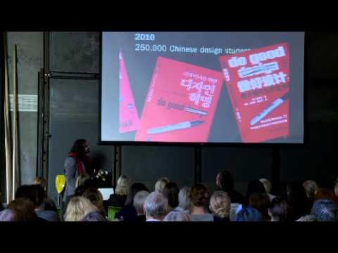 David Berman Quadruple-Bottom-Line Sustainable Design Thinking, Oslo Norway