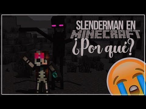 En vivo:  SLENDERMAN No me odies ♥ | Slenderman en Minecraft | Servidor en la descripción