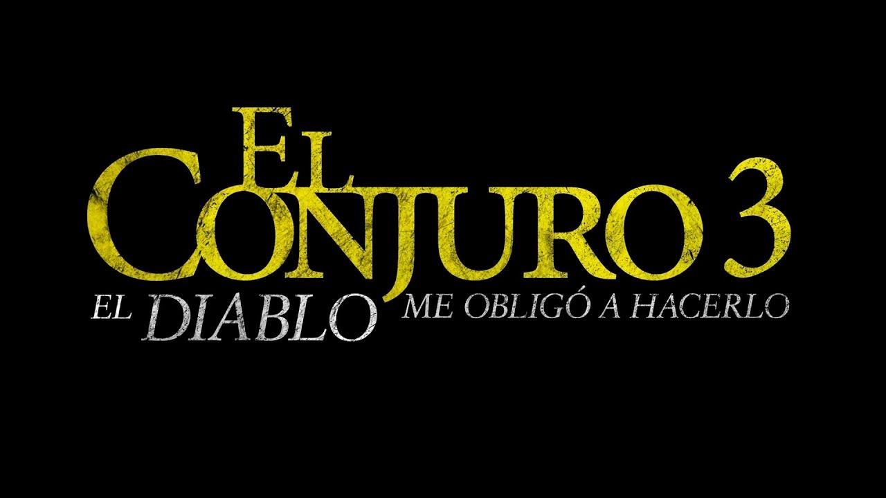 Pelicula The Conjuring 3 El Conjuro 3 Trailer 2021 Youtube