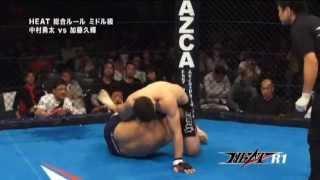 2013.9.29 加藤久輝 vs 中村勇太