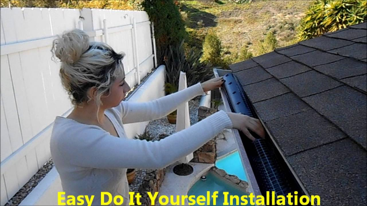 Best gutter guards gutter cups youtube best gutter guards gutter cups solutioingenieria Choice Image