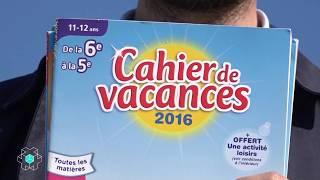 Depuis quand : Ça existe les cahiers de vacances ? - La Case en + du 16/06 - CANAL+ thumbnail