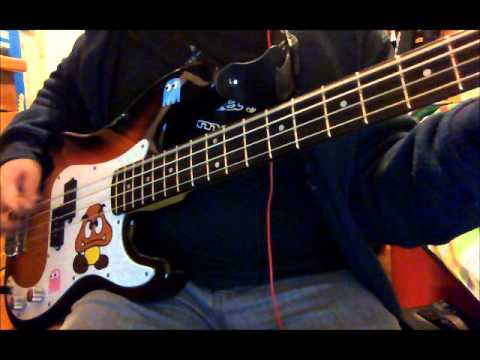 Fountains Of Wayne - Mexican Wine - Bass Cover