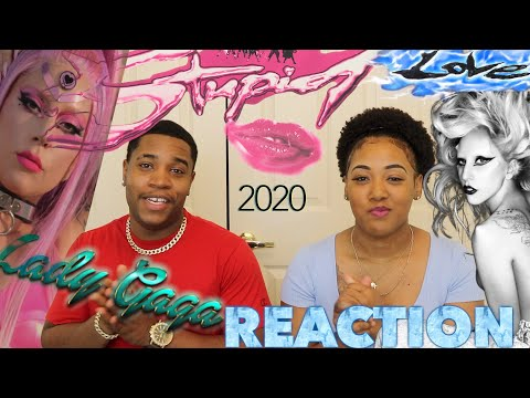 lady-gaga---stupid-love-(official-music-video)--reaction