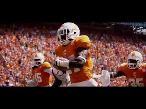 """2016 UNIVERSITY OF TENNESSEE FOOTBALL Hype #2 """"Whatever It Takes To Win"""""""