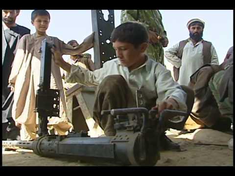 Afghanistan 2001- Bagram - Tools of the Trade