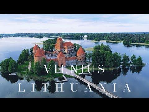 Vilnius, Lithuania Travel Film