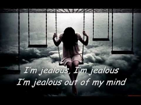 "Divinyls "" Im Jealous""  With Lyric"