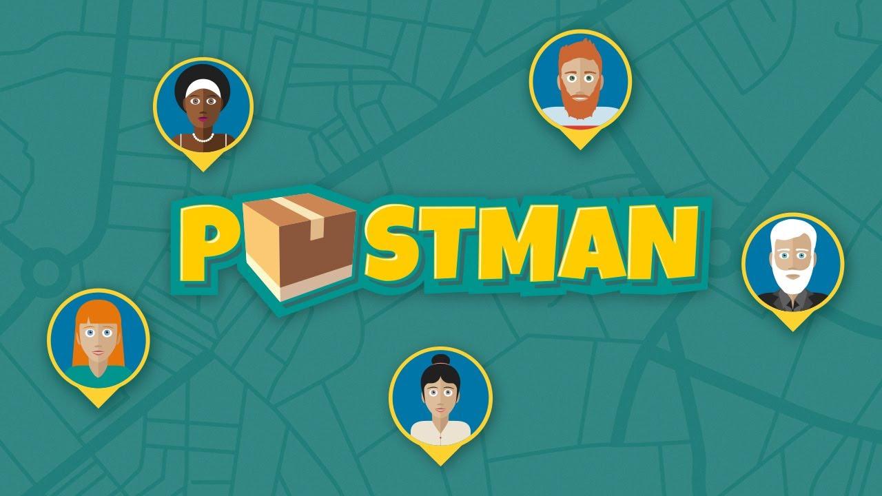 POSTMAN Game FR