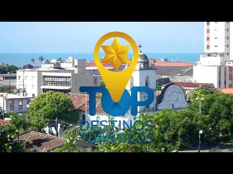 vídeo Conheça os pontos turísticos de Itanhaém