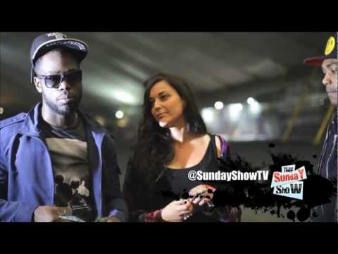 Sunday Show TV -Interview with Ghetts | @TheRealGhetts | & Kano | @TheRealKano | at the Awards
