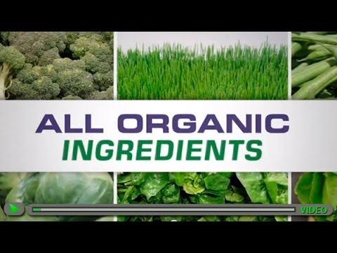 Sevenpoint2 - Organic Greens